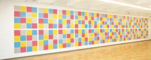 Mural 413 (1984) Pintura acrílica